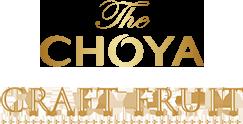 CHOYA CRAFT FRUIT