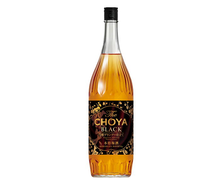 The CHOYA BLACK 1800ml