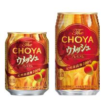 The CHOYA ウメッシュ