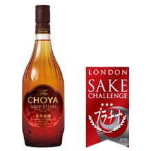 The CHOYA ロンドン酒チャレンジ
