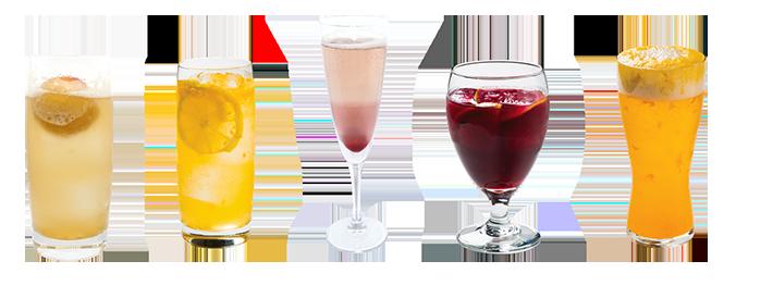 The CHOYA 銀座 BAR チョーヤ 梅酒 カクテル 専門店