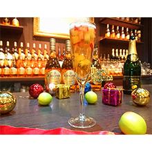 The CHOYA 銀座 BAR チョーヤ 梅酒 カクテル 専門店 クリスマス