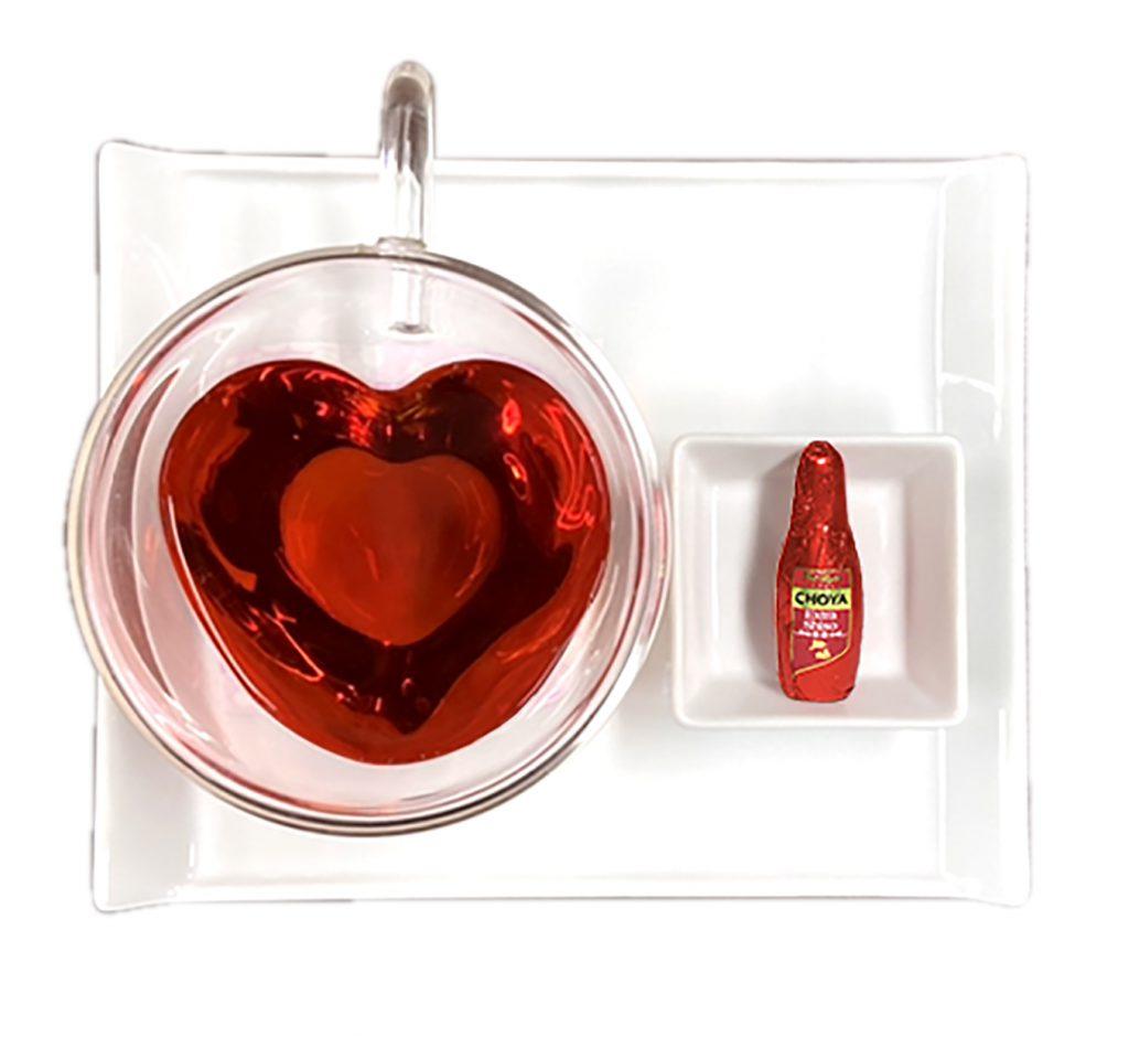 The CHOYA 銀座 BAR チョーヤ 梅酒 カクテル 専門店  バレンタイン チョコレート 新成人
