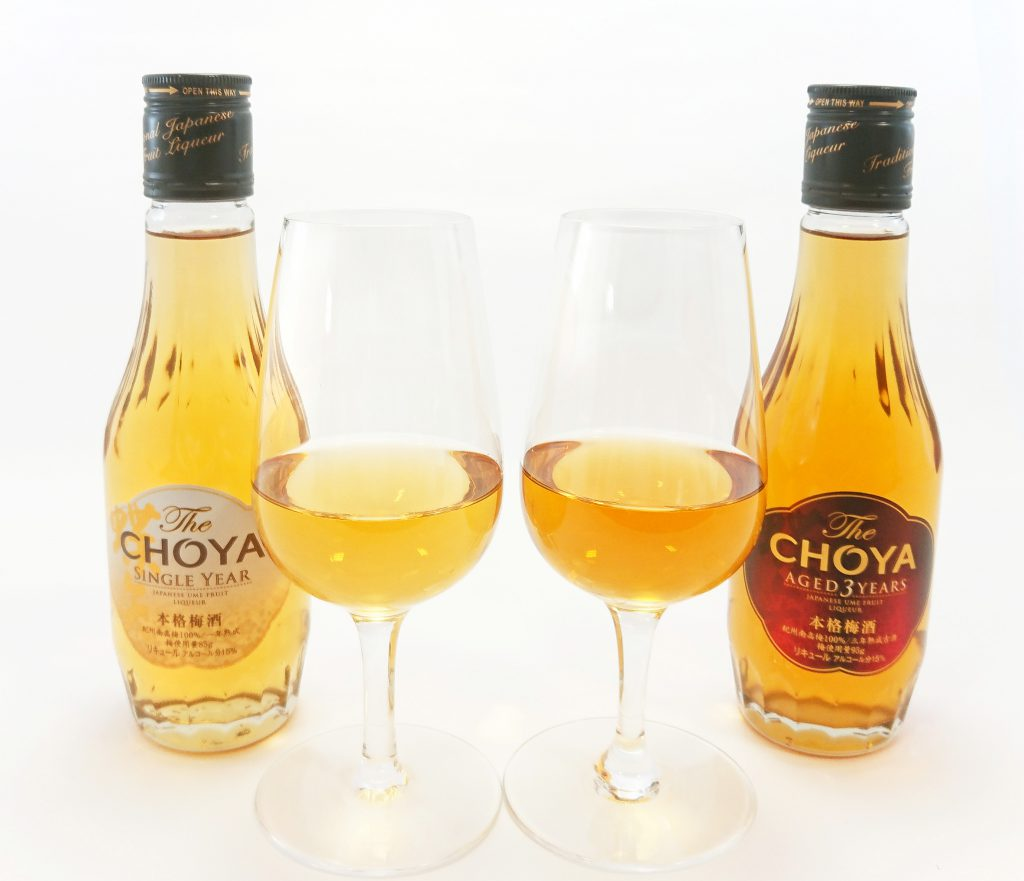 The CHOYA フライト