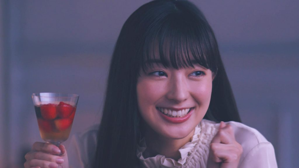 The CHOYA「フローズンフルーツ」篇