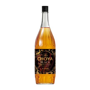 The CHOYA BLACK 1800ml