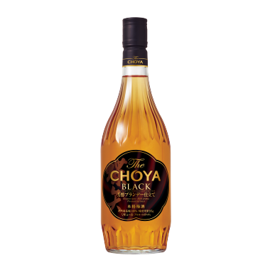 The CHOYA BLACK 720ml